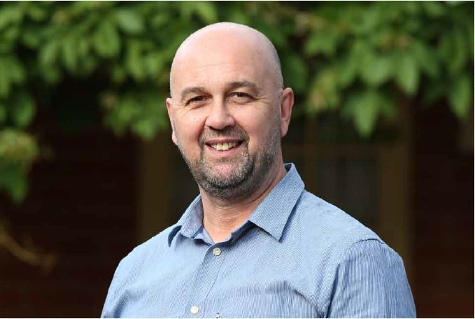 Stephen Swart - Vine & Tap Owner / Wine Expert