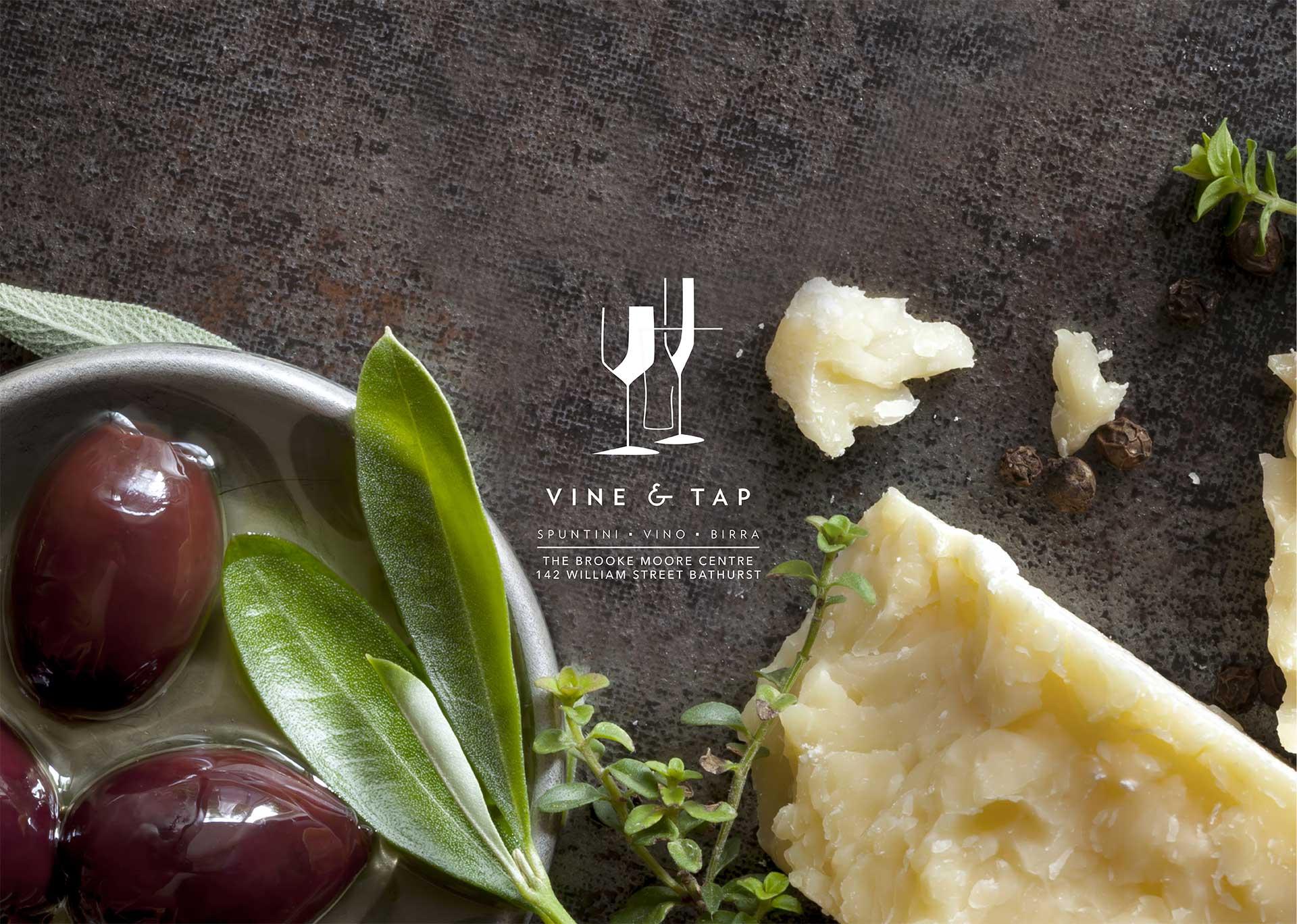 Vine & Tap, Bathurst - Italian Cuisine, Wine & Beer